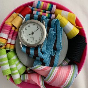 Ribbon Quick Change Watch